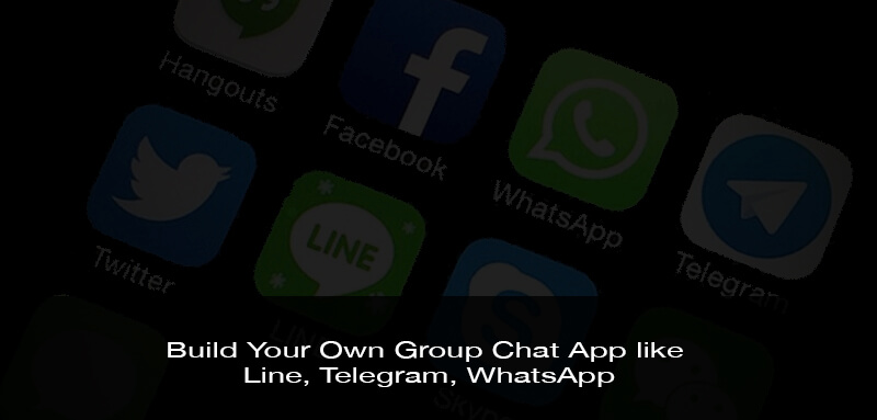 Build Your Own Group Chat App like Telegram And WhatsApp