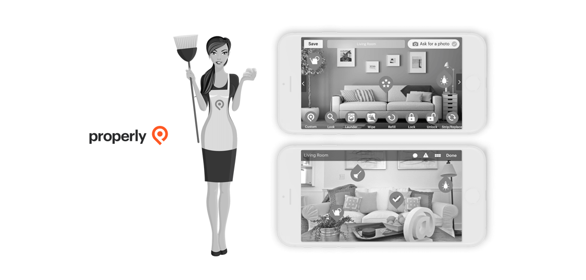 Create Housecleaning App