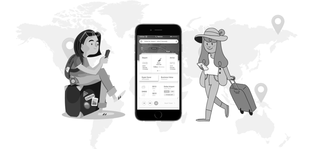 How travel booking app helps your travel Business to Grow.