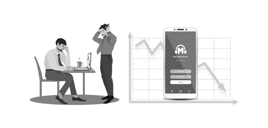 Reasons Why mobile app startups fail