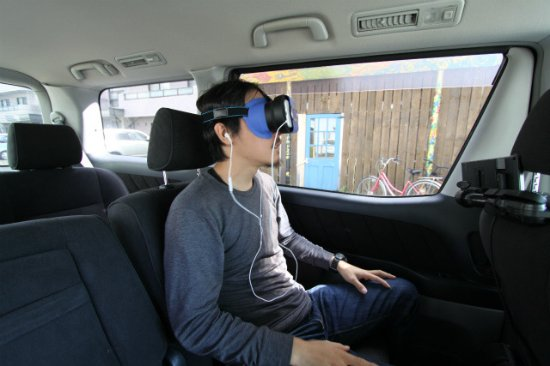VR for transportation