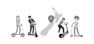 Scooter-rental-service-changing-the-ways-of-transport-in-New-Zealand