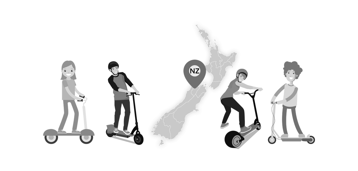 Scooter rental service changing the ways of transport in New Zealand