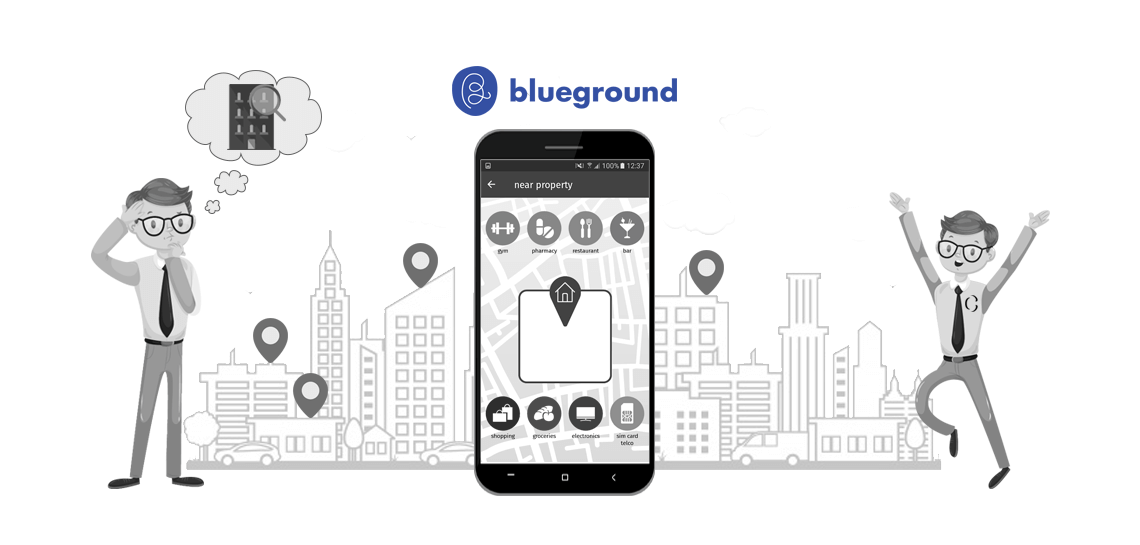 Create an apartment rental app like Blueground to rent furnished apartments