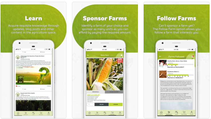Farmcrowdy app clone: a revolution in the agriculture industry to connect sponsors and farmers digitally