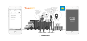 Lalamove-or-GoGoVan-clone-app-a-convenient-way-of-moving-logistics-at-your-fingertips
