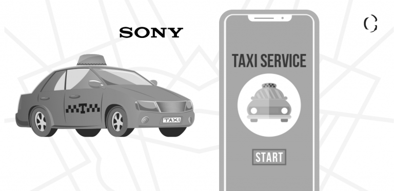 Taxi App Development: An electronic giant, Sony Enters into Taxi-Hailing Service. Know the 4 Far-Reaching Features and Business Model of Taxi-Hailing Apps of Sony