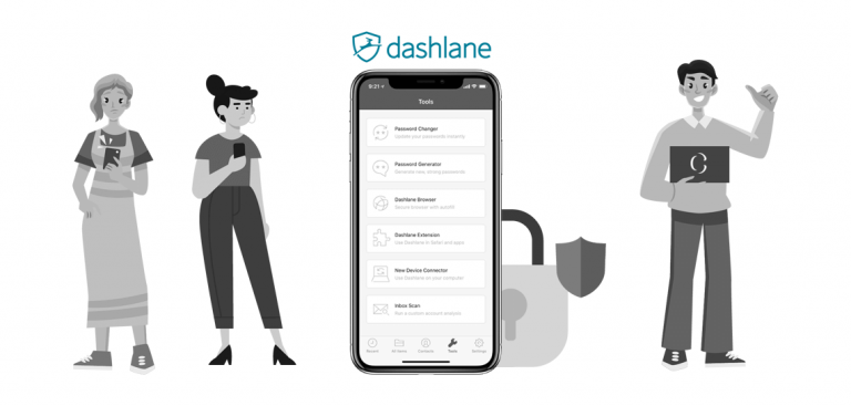 Dashlane, a new trend securing digital identity for individuals