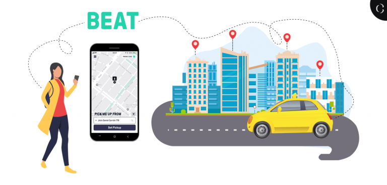 Taxi app Development: Beat Ride expansion, its strategies and cost to develop a taxi booking app