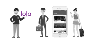 The-action-plan-of-Lola-com-business-travel-app