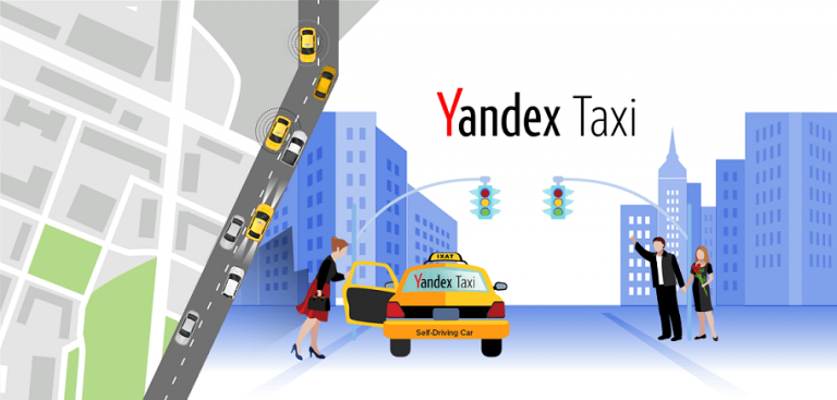 Yandex taxi booking app is moving forwards with its self-driving car mechanismlearning