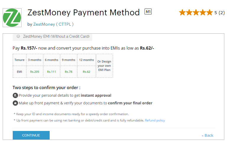 ZestMoney_Payment_Method