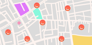 How location intelligence solves four major problems of the e-scooter rental business?