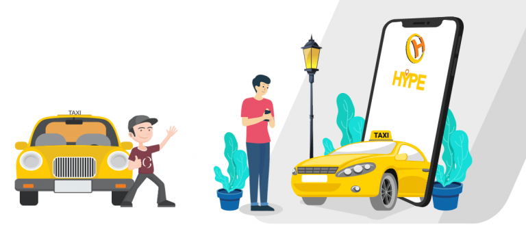 Develop a taxi booking app like Hype which has exceeded Uber and Grab in Philippine with the help of competitive analysis