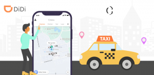 Didi Chuxing- China's Uber, considers the safety of the passengers as an important motive for its taxi booking app.