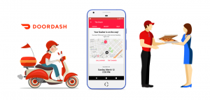 How to Develop a profitable on-demand food delivery app like DoorDash which has raised more $600 million