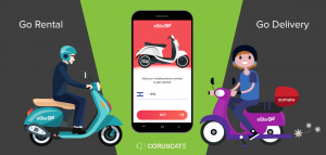 Know market opportunities of the e-scooter rental business and how to build an app like eBikeGo which will now provide e-scooters to Zomato for food delivery