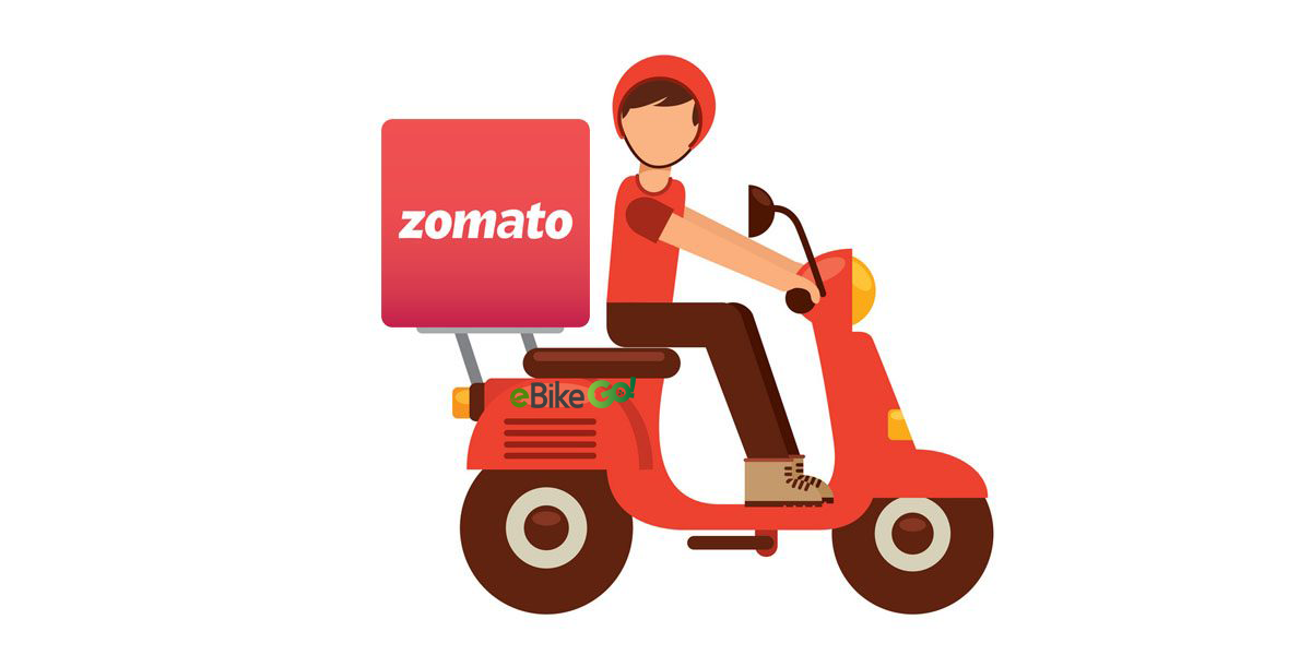 Zomato Accquired eBikeGo for food deliveries : Know market opportunities of the e-scooter rental business and how to build e scooter app like eBikeGo