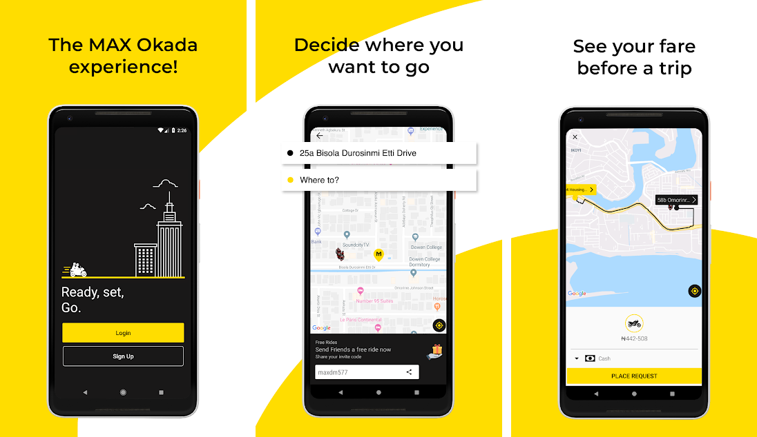 Which are the top app features of the MAX Okada which you can ask taxi app development company to integrate into your app?