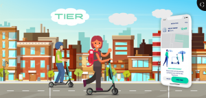 Tier unveils new modular e-scooters