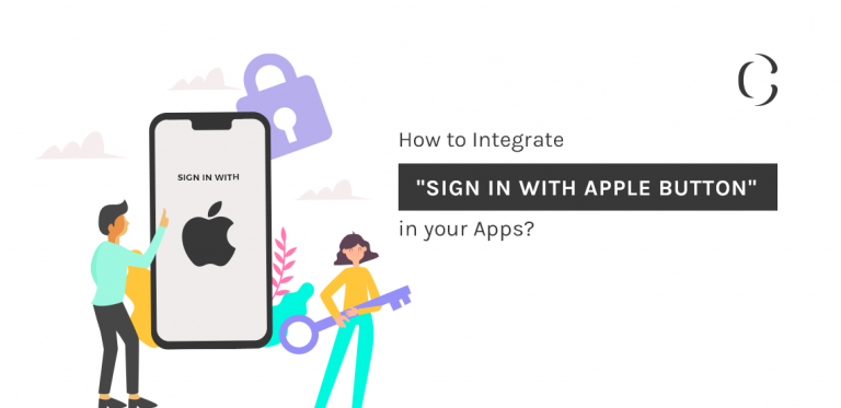 How to integrate Sign In with Apple Button in your Apps?