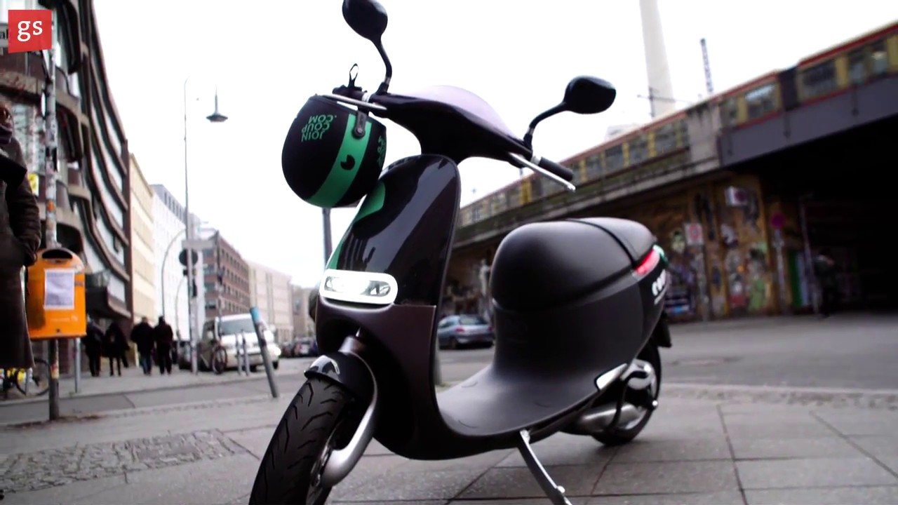 Things to Keep in mind to develop an e-scooter app like COUP- the most popular e-scooter app in Berlin