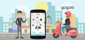goshare - end to end vehicle sharing platform launched by gogoro