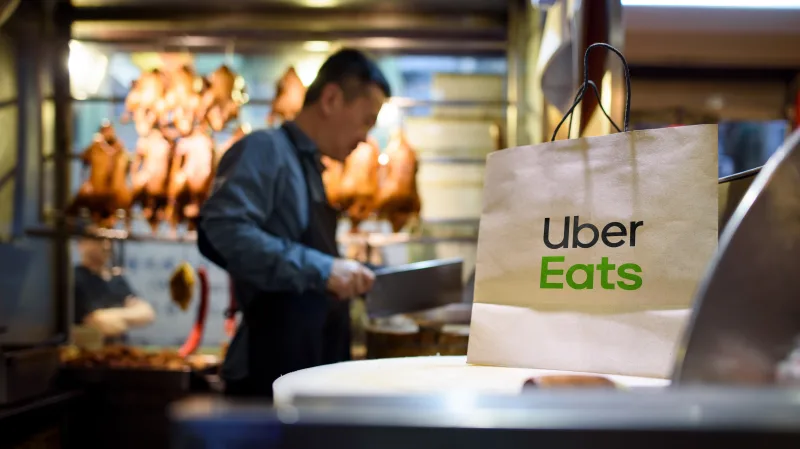 uber eat dine in feature get custom food delivery app development solution