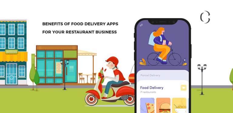 Benefits of Online food delivery app for the restaurant business