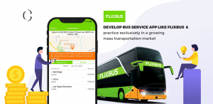Develop an Uber-like bus service app and practice exclusively in a growing mass transportation market, like Flixmobility which raised €500 million