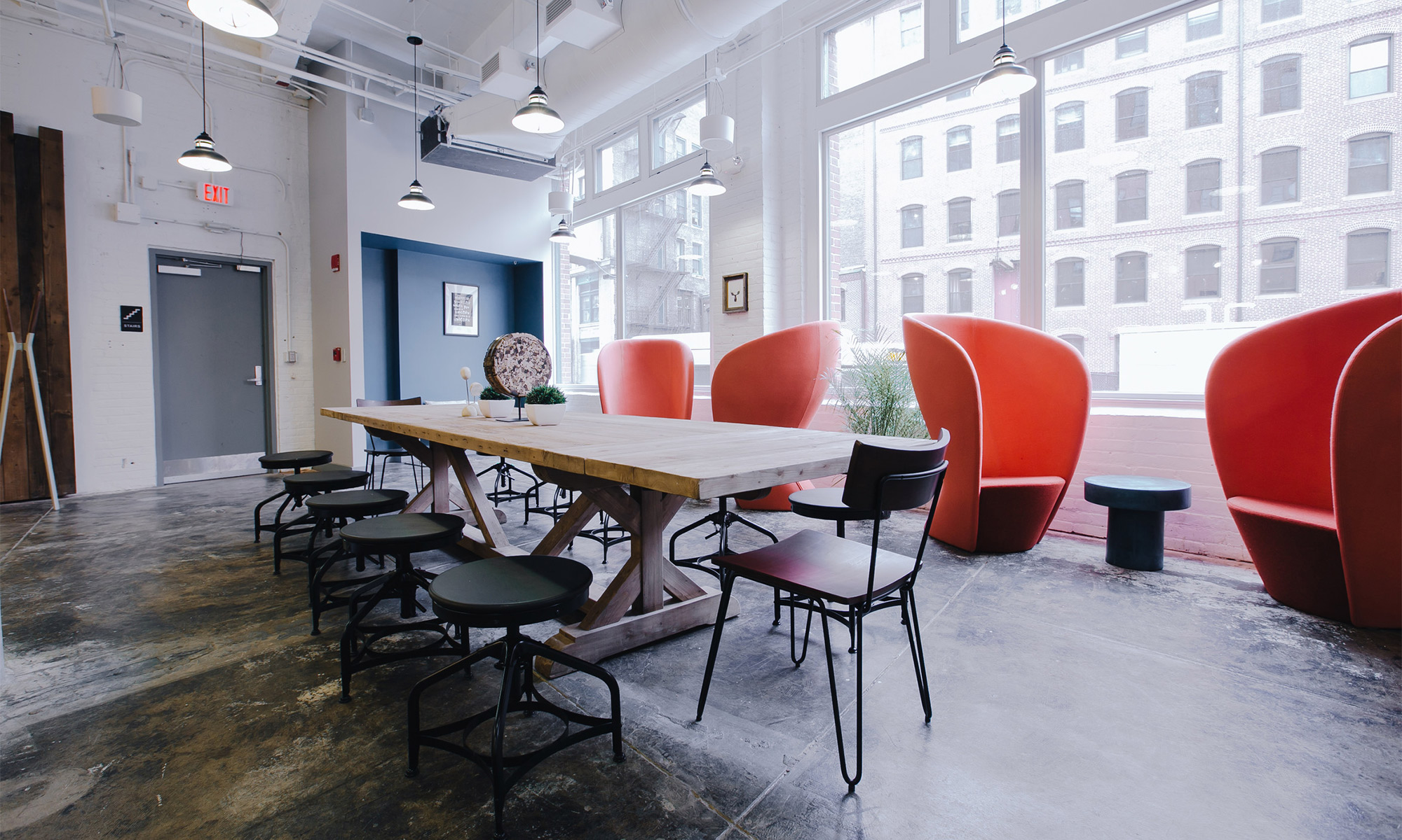 Develop wework like office sharing app-airbnb for ofc