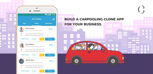 Get a Carpooling clone script for your Rideshare business to reach your customers and generate big revenues