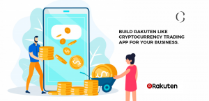 Rakuten clone Mobile App For Trading Cryptocurrencies