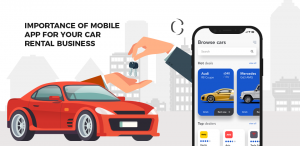 Reasons why USA or any other countries' car rental app startup should have an app