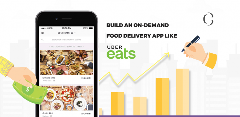 Top features of UberEats to consider for your own food delivery app