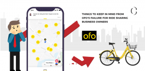 Why did Ofo, a bicycle-sharing company fail lessons to learn from the failure story of Ofo before going for e-scooter app development.