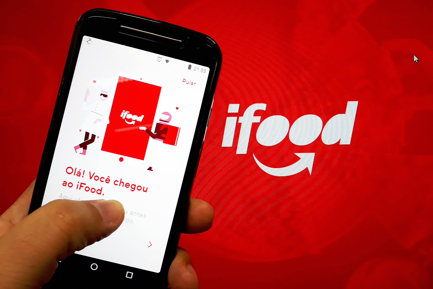 Why must every restaurant have an iFood clone food delivery app?
