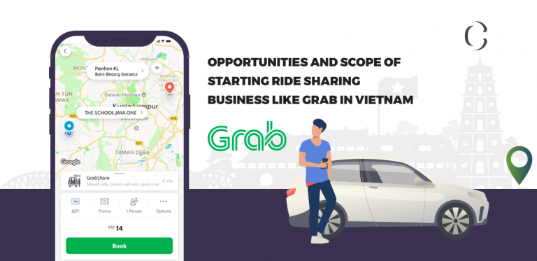 How to Starts Ride-Sharing Business in Vietnam Opportunities and scope & Ride-Sharing App Development Cost and Estimation