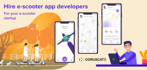 How to hire e-scooter app developers for your e-scooter startup