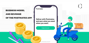 Working of the on-demand goods delivery app Postmates Revenue and Business Model explained for Postmates Clone app