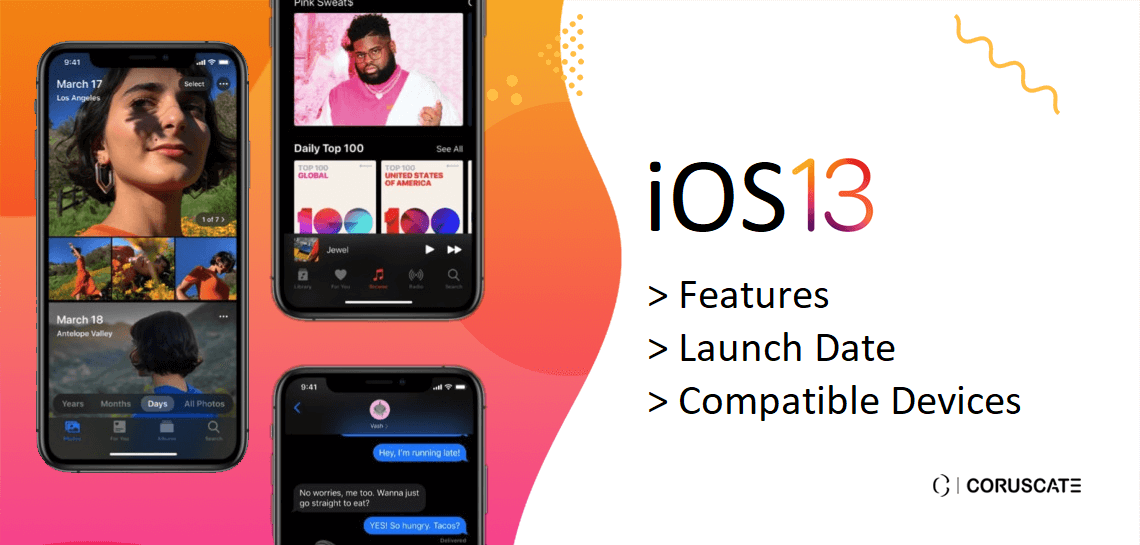 iOS 13 features, launch date, and supported devices