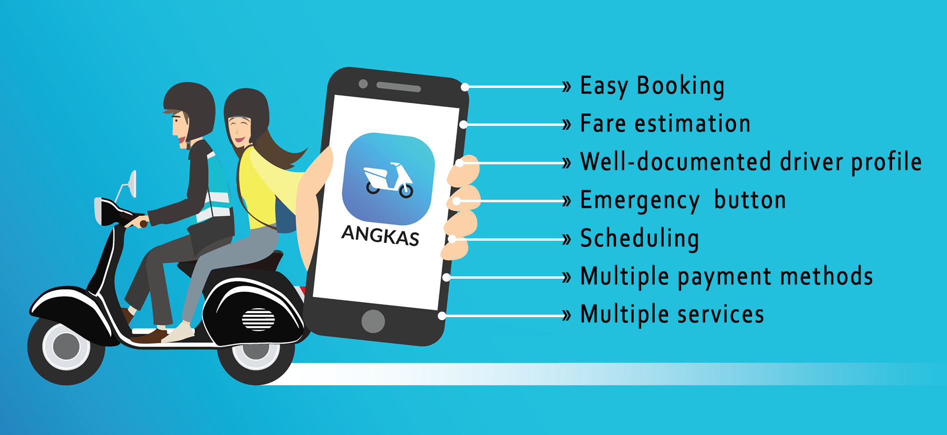 Top features of AngKas app which you have to consider to develop AngKas clone app