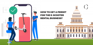 How to get a government permit for e-scooter rental business like Jump, Lime, Scoot and Spin get one in San Francisco