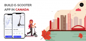 Build e-scooter app in Canada