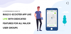 build e-scooter app like Lime