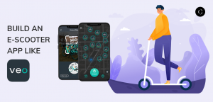 Build an e-scooter app like veo