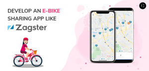 Develop an e-bike sharing app like Zagster