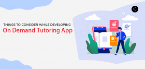On Demand Tutor app