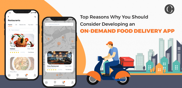 Tips to Create an Outstanding On-demand Food Delivery App
