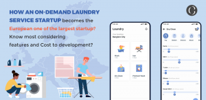 On-demand Laundry service startup , Jeff, MR. Jeff, Startup, On-Demand App Solution, On-Demand Business Industry